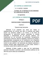 Ley Contra La Corrupción 15