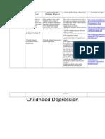 ld toolkit sheet - depression