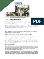The Gunpowder Plot - BBC History