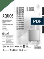 Manual Sharp Aquos 28470eq10