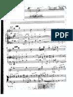 Peter Pan Original Conductor's Score
