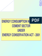 Energy Consumption Norms