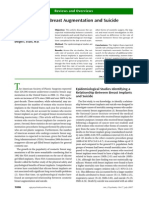 Sarwer, Brown y Evans (2007) Cosmetic Breast Augmentation and Suicide.PDF