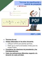 1 2 Planeacion CPM PERT