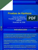Pruebas de Hipotesis 2008 Jrincon