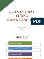 Quan Ly Chat Luong Benh Vien
