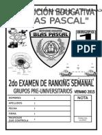 Examen FIRME
