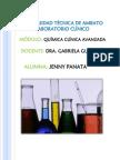 Quimica Clinica Avanzada