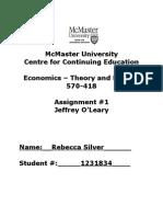 Economics Ragan CT and Lipsey 14th Edition