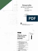 Berk, L. E. Desarrollo Del Niño y Del Adolescente. Cap. 1. Historia, Teoría y Direcciones Aplicadas