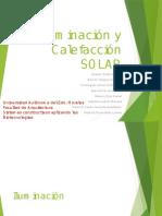 Iluminación y Calefacción Solar