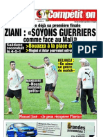 Edition du 18/01/2010