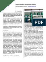 Paper Planta de Reciclaje de Llantas-diesel VFF