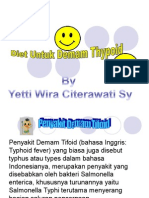 demam-thypoid