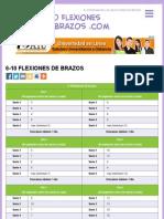 100 Flexiones de Brazos