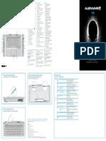 Alienware-14 Setup Guide Es-mx