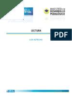 Aztecas pedagogia