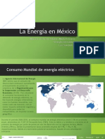 La Energía en México