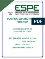 Interconexiones de Semiconductores