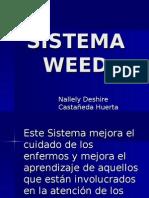 Sistema Weed