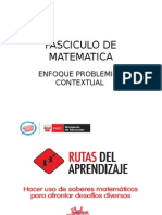 Enfoque Matematico