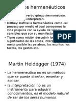 exposicion hermeneuitica