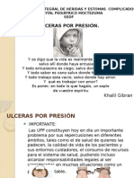 Ulceras Por Presión (Curso 2012)