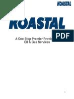 Koastal Company Profile 2012