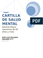 Cartilla de Salud Mental