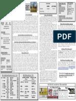 St. Joseph's 2015-01/25 Bulletin