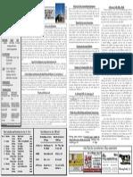 St. Michael's 2015-01/25 Bulletin