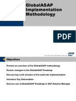 SAP ASAP Approach Methodology