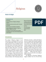 Indigenous Religious Traditions of the World