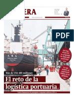 Gestión Suplemento Minera Logística Portuaria 27 Agosto 2014