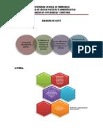 Diagrama de Gantt, Redes, Nodo y Arco