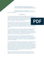 Normas Técnicas Sobre Presupuesto Público n