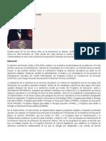 Sexenio de Ernesto Zedillo Ponce de León