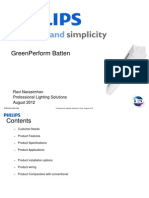 GreenPerform Batten