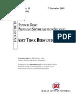 ED-PSAK-19-revisi-2009-Aset-Tidak-Berwujud