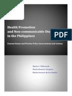 ASoG-HJ Health Promotion Study 2012