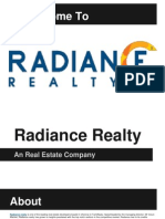 Radiance Realty