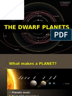Earth Science Report_dwarf Planets