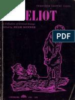 Twentieth Century Views. T.S. Eliot. A Collection of Critical Essays