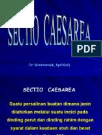 137836259 Sectio Caesarea
