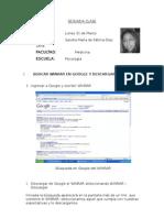 Segunda Clase - Sandra Díaz Zeña