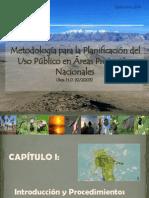METODOLOGÍA PARA LA PLANIFICACIÓN  DEL USO PUBLICO EN ÁREAS PROTEGIDAS.pdf