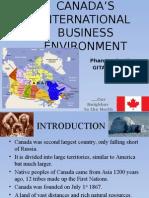 canadasinternationalbusinessenvironment1-120224131458-phpapp01