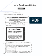 IELTS Reading Tests with Answers, ielts general