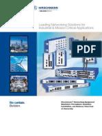 Hirschmann™ Industrial Networking Short Catalog