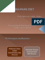 Makanan Diet